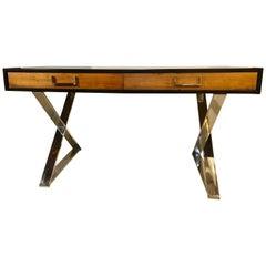 Mid-Century Modern Milo Baughman Vanity Desk