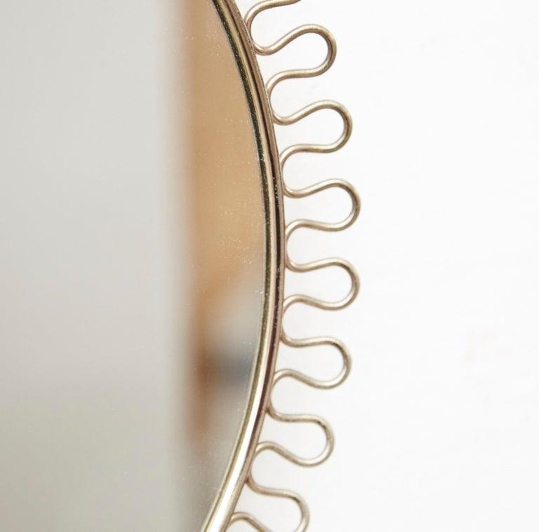 Mid-20th Century Mid-Century Modern Mirror by Josef Frank