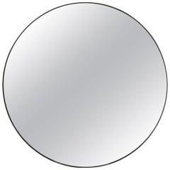 Mid-Century Modern Mirror, Clear