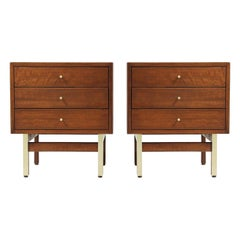 Mid-Century Modern Nightstands by American of Martinsville