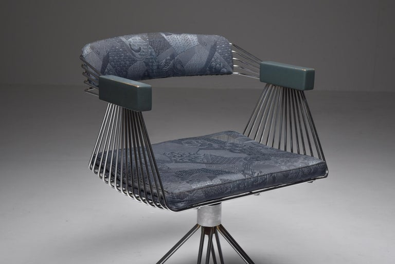 Mid-Century Modern Novalux Dining Set by Rudi Verelst For Sale 7