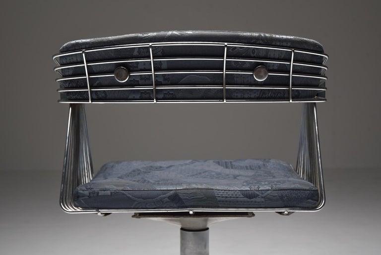 Mid-Century Modern Novalux Dining Set by Rudi Verelst For Sale 8