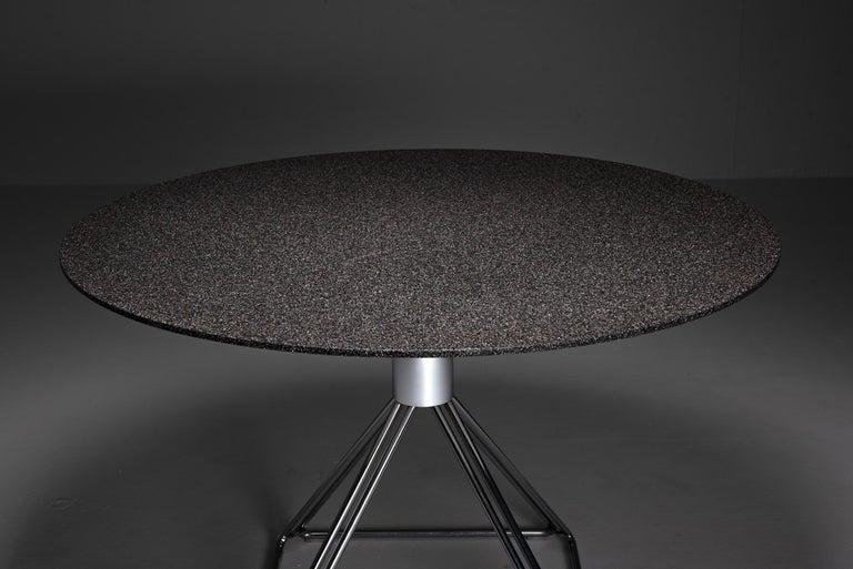 Mid-Century Modern Novalux Dining Set by Rudi Verelst For Sale 14