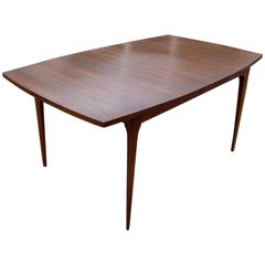Mid-Century Modern Oscar Niemeyer for Broyhill Brasilia Dining Table, 1960s