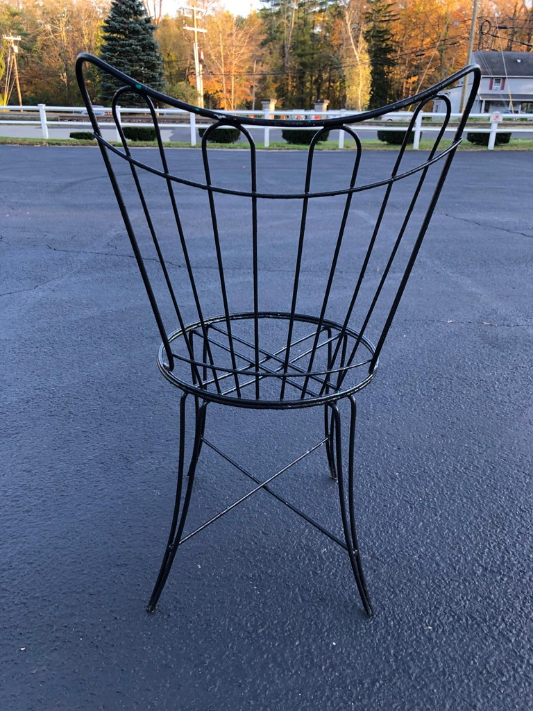 "Mid-Century Modern ""Homecrest"" Outdoor Patio Chair For Sale 4"