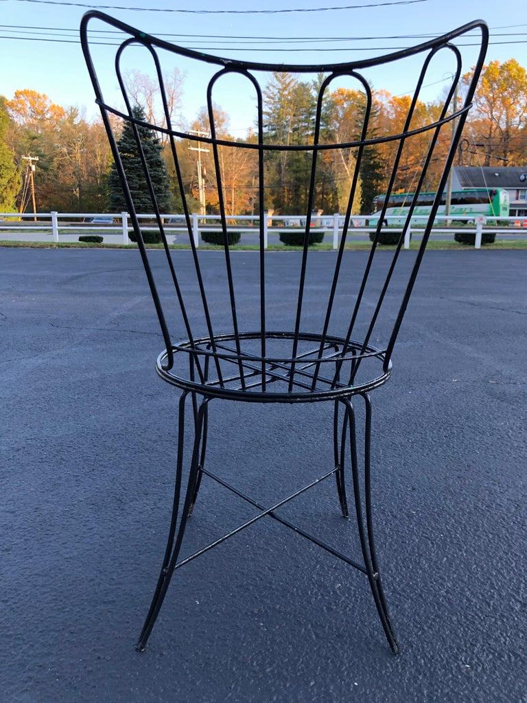 "Mid-Century Modern ""Homecrest"" Outdoor Patio Chair For Sale 5"