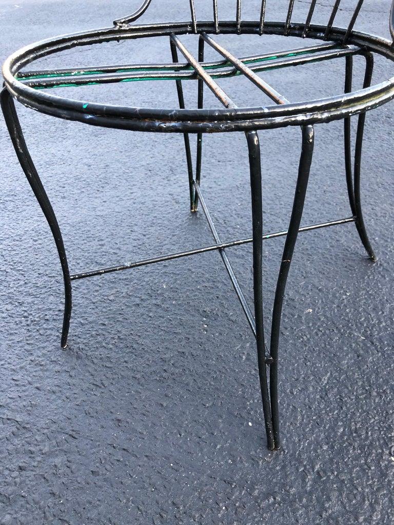 "Mid-Century Modern ""Homecrest"" Outdoor Patio Chair For Sale 1"