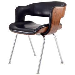Mid-Century Modern Oxford Chair by Martin Grierson for Arflex, Spain, 1963