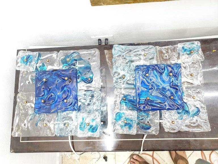 Murano Glass Six Mid-Century Modern