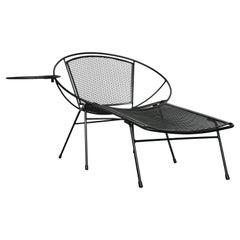 Mid-Century Modern Patio Chaise Lounge by Maurizio Tempestini for Salterini
