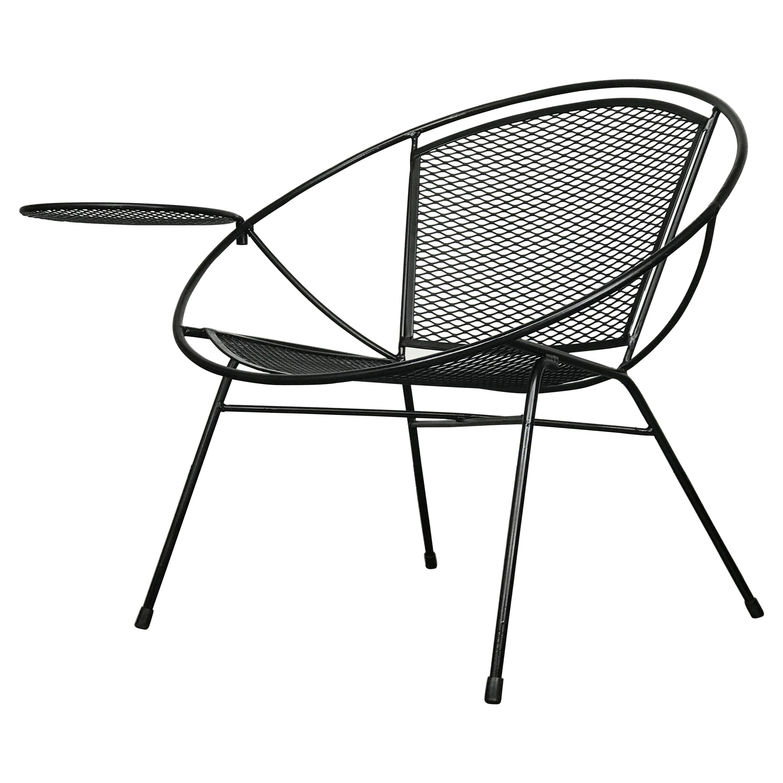 Mid-Century Modern Patio Lounge Chair by Maurizio Tempestini for Salterini