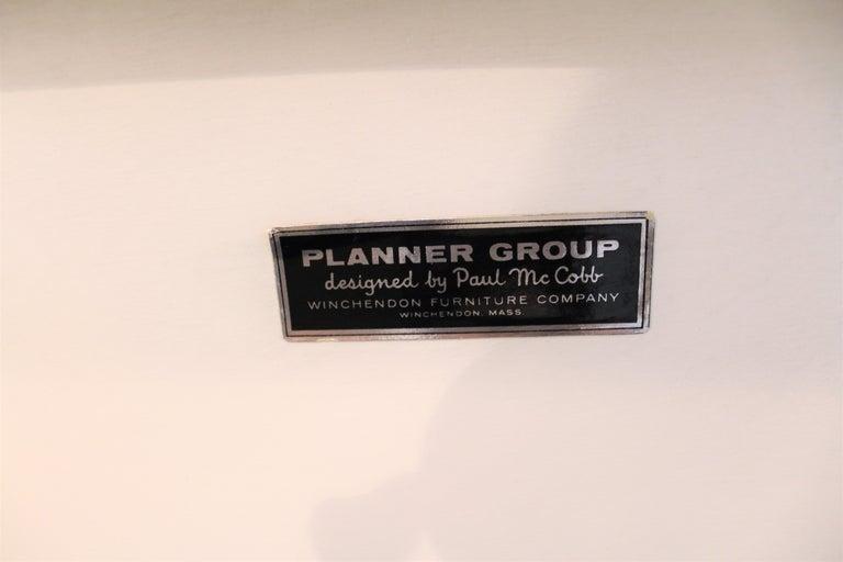 Mid-Century Modern Paul McCobb for Planner Group Winchendon Full-Size Headboard For Sale 6