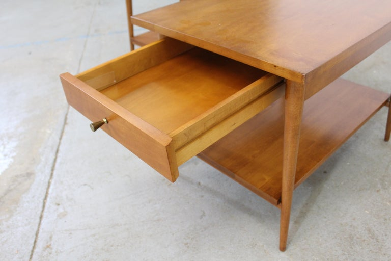Mid-Century Modern Paul Mccobb Nightstands/End Tables For Sale 5
