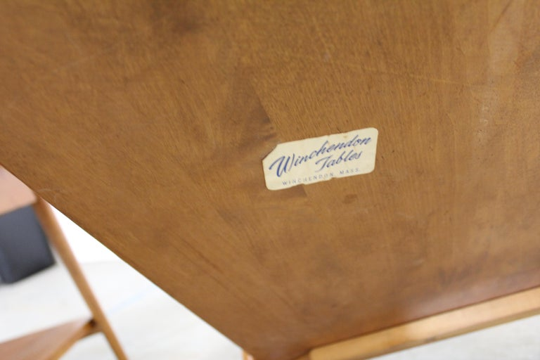 Mid-Century Modern Paul Mccobb Nightstands/End Tables For Sale 7