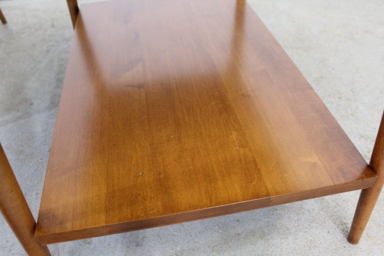 Mid-Century Modern Paul Mccobb Nightstands/End Tables For Sale 8