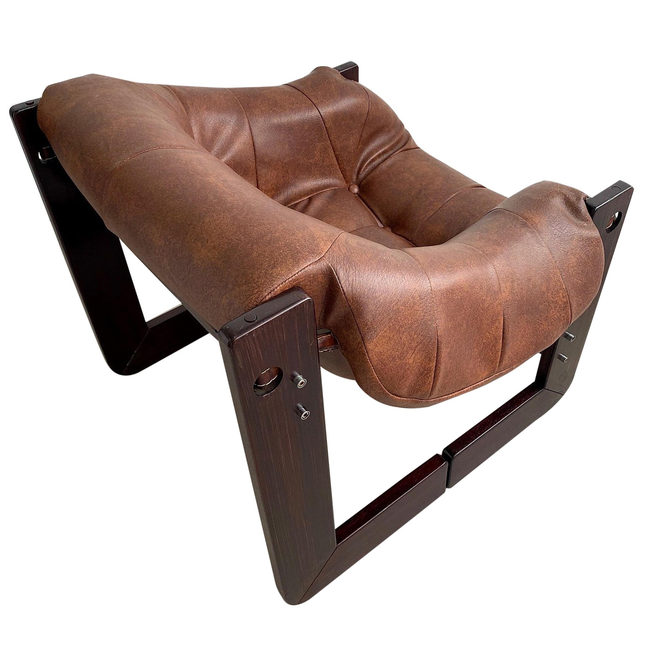 Mid-Century Modern Percival Lafer Lounge Chair