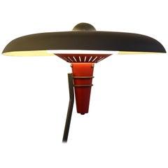 Mid-Century Modern Philips Floor Lamp by Louis Kalff