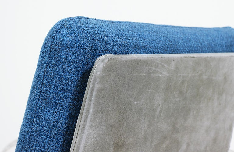 Mid-Century Modern Pipe Line Series II Armchairs by Jeff Messerschmidt For Sale 2