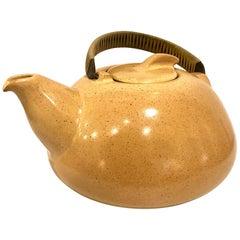 Mid-Century Modern Rare Teapot by Heath Ceramics California Design
