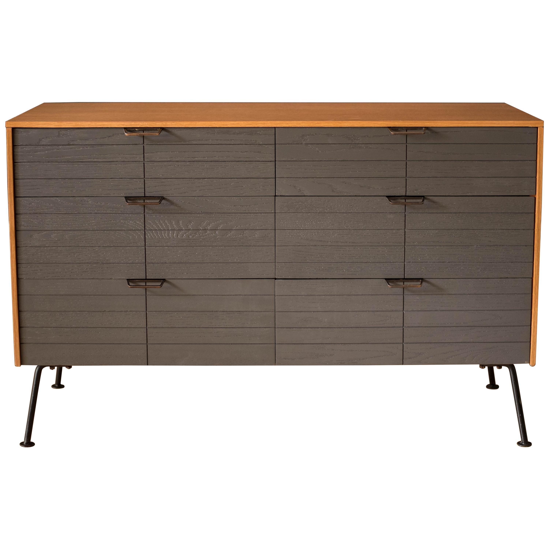 Mid-Century Modern Raymond Loewy Two-Tone Dresser for Mengel Furniture Company