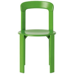 Mid-Century Modern, Rey Apple Green Chair by Bruno Rey, Design 1971