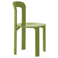 Mid-Century Modern, Rey Arik Levy SE1 Green Chair by Bruno Rey, Design 1971