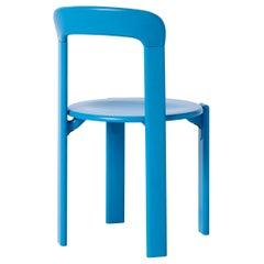 Mid-Century Modern, Rey Blue Chair by Bruno Rey, Design 1971