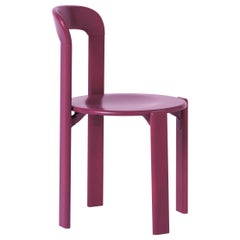 Mid-Century Modern Rey Purple Chair by Bruno Rey, Design 1971