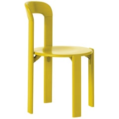 Mid-Century Modern, Rey Yellow Chair by Bruno Rey, Design 1971