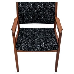 Mid-Century Modern Rosewood Armchair, Danish Design, 1960s