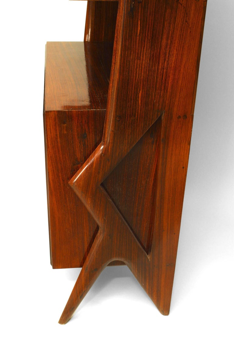Mid-Century Modern Rosewood Cabinet For Sale 6