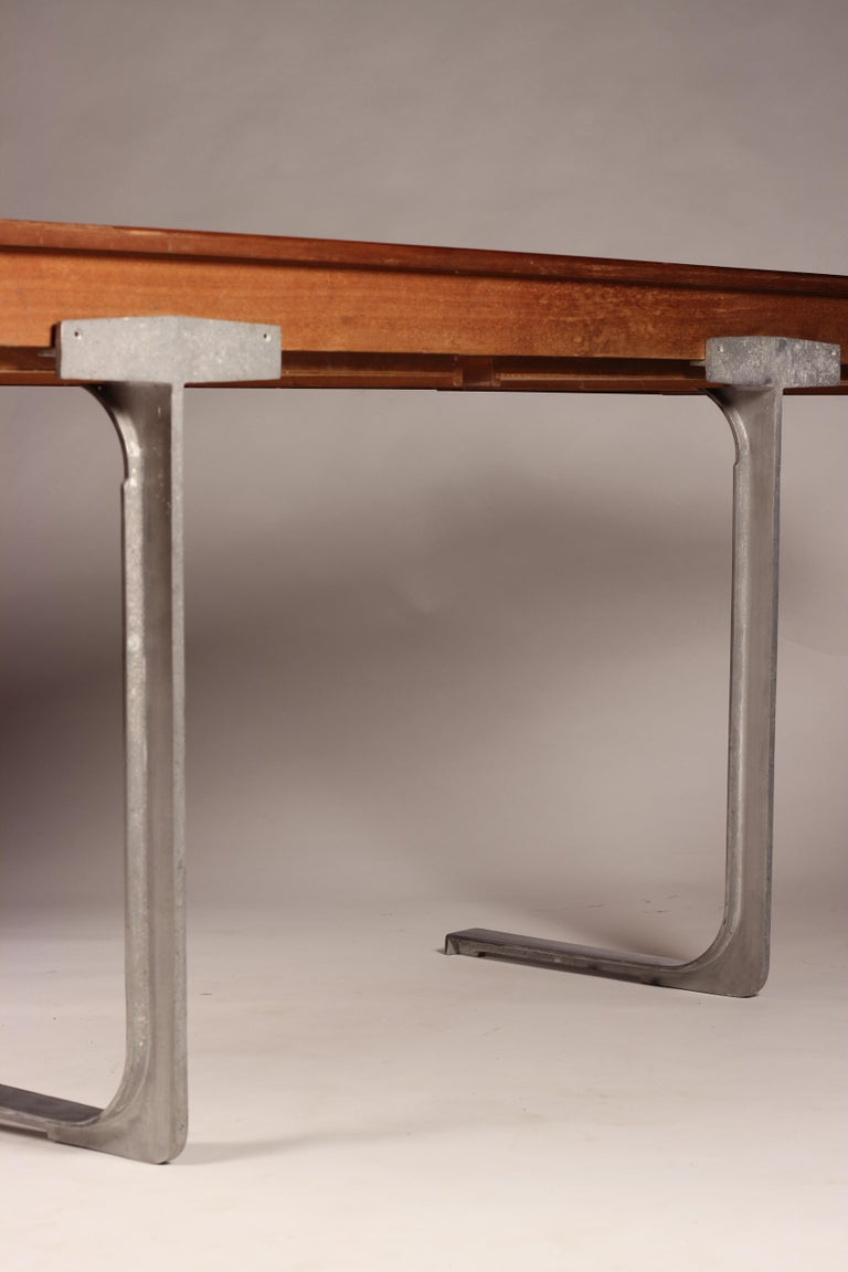 Mid Century Modern Rosewood Console Table or Desk by Robert Heritage For Sale 7