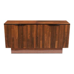 1960's Mid-Century Modern Rosewood Credenza