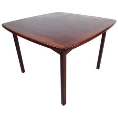 Mid-Century Modern Rosewood Dining Table by Poul Cadovius