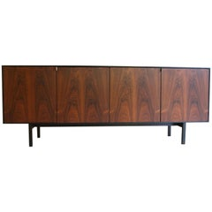 Mid-Century Modern Rosewood Florence Knoll Credenza