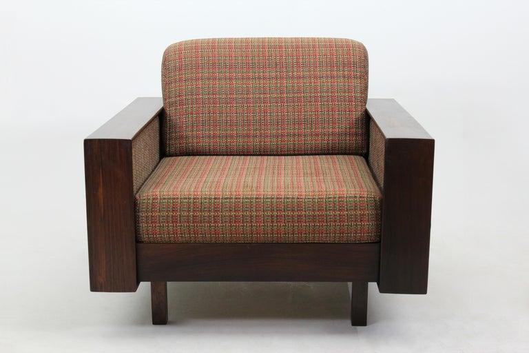 Brazilian Mid-Century Modern Pair of Armchairs by Celina Decorações, Brazil 1960s For Sale