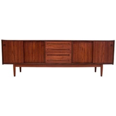 Danish Design Midcentury Modern Teak Sideboard by Jensen & Molholm