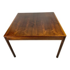 Mid-Century Modern Rosewood Table by Centrum Mobler