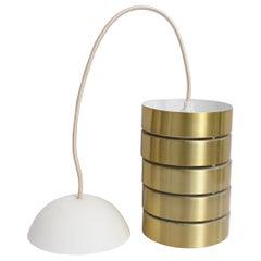 Mid-Century Modern Scandinavian Ceiling Light Fixture 'circa 1960s'