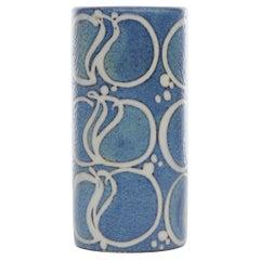 Mid-Century Modern Scandinavian Ceramic Vase by Royal Copenhagen 663/3505