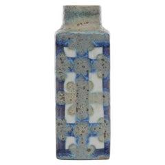 Mid-Century Modern Scandinavian Ceramic Vase by Royal Copenhagen 711/3258
