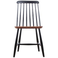 Mid-Century Modern Scandinavian Chair by Nassjo