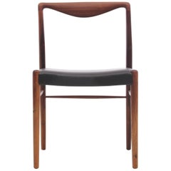 Mid-Century Modern Scandinavian Chair in Rosewood by Kai Lyngfeldt-Larsen