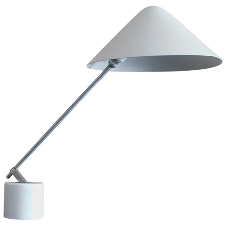 Mid-Century Modern Scandinavian Desk Lamp Swing Vip, Original Edition by Jørgen For Sale