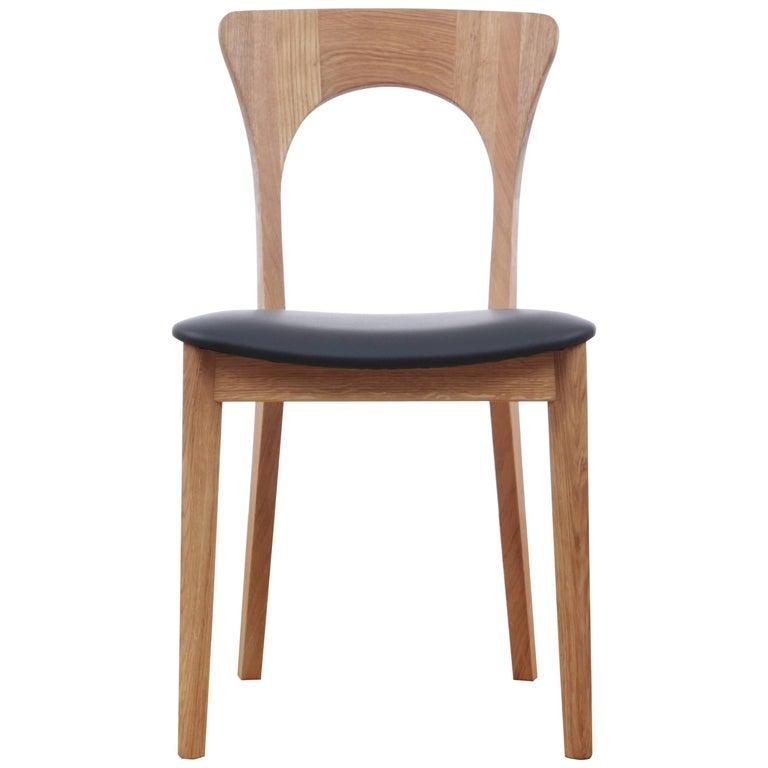 Mid Century Modern Scandinavian Dining Chair Model Peter By Niels Koefoed For