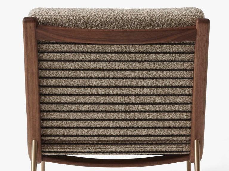 Mid-Century Modern Scandinavian Pair of Boomerang Lounge Chair For Sale 2