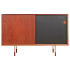 Mid-Century Modern Scandinavian Sideboard Model 2 by Arne Vodder