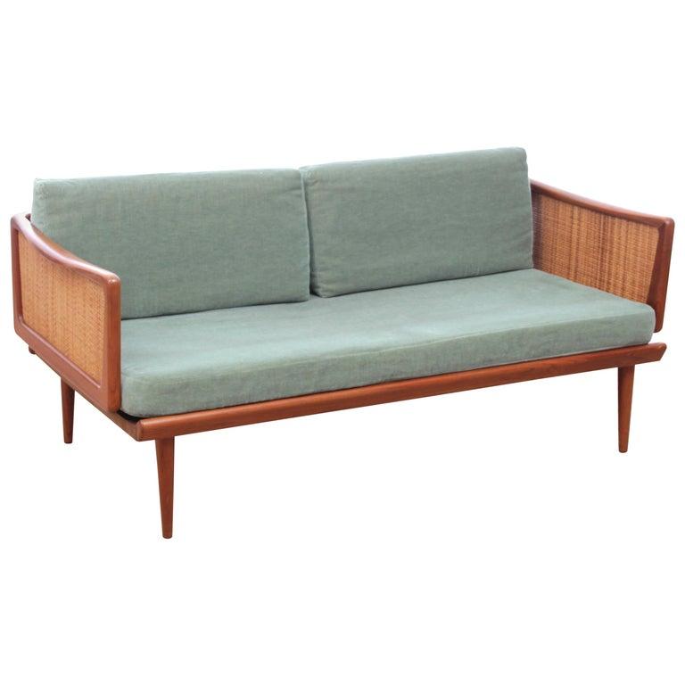 Mid-Century Modern Scandinavian Sofa 2 Seats FD451 by Peter Hvidty ...