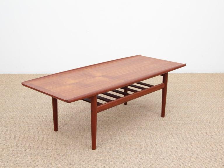 Scandinavian Modern Mid-Century Modern Scandinavian Sofa Table by Grete Jakl