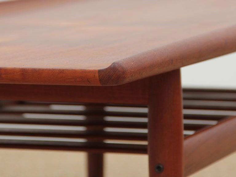 Mid-Century Modern Scandinavian Sofa Table by Grete Jakl 3